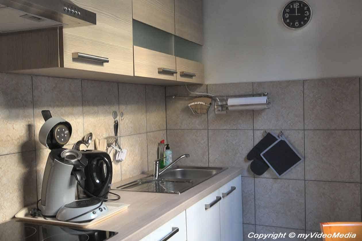 Kitchen Villadelux Elbershof