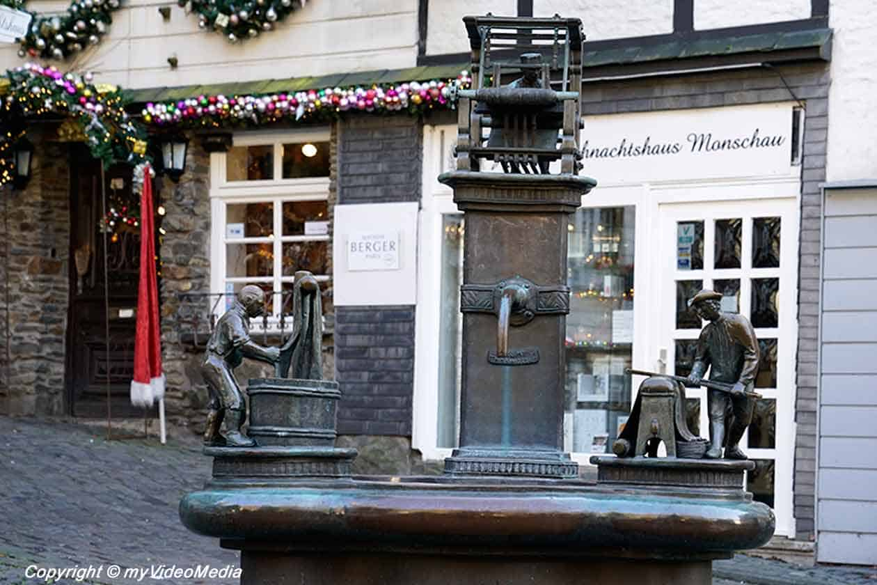 Fountain of the Clothmakers