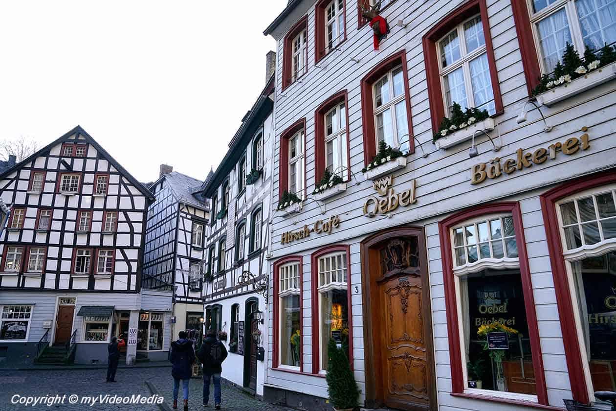 Center of Monschau