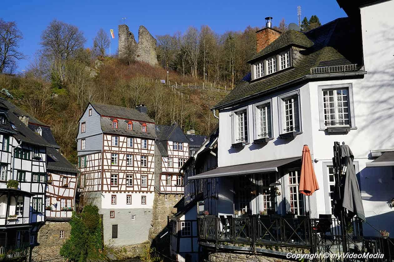 Haller above Monschau