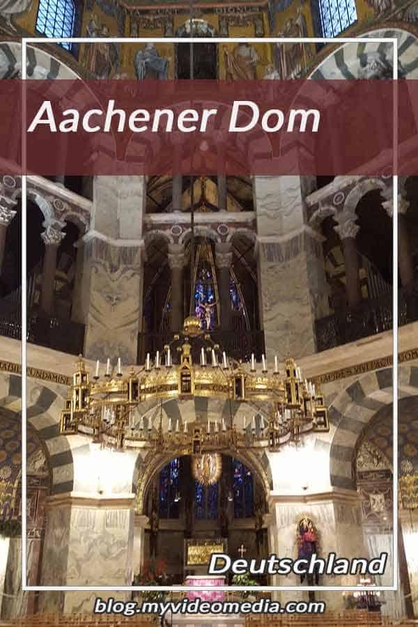 Besuch im Aachener Dom