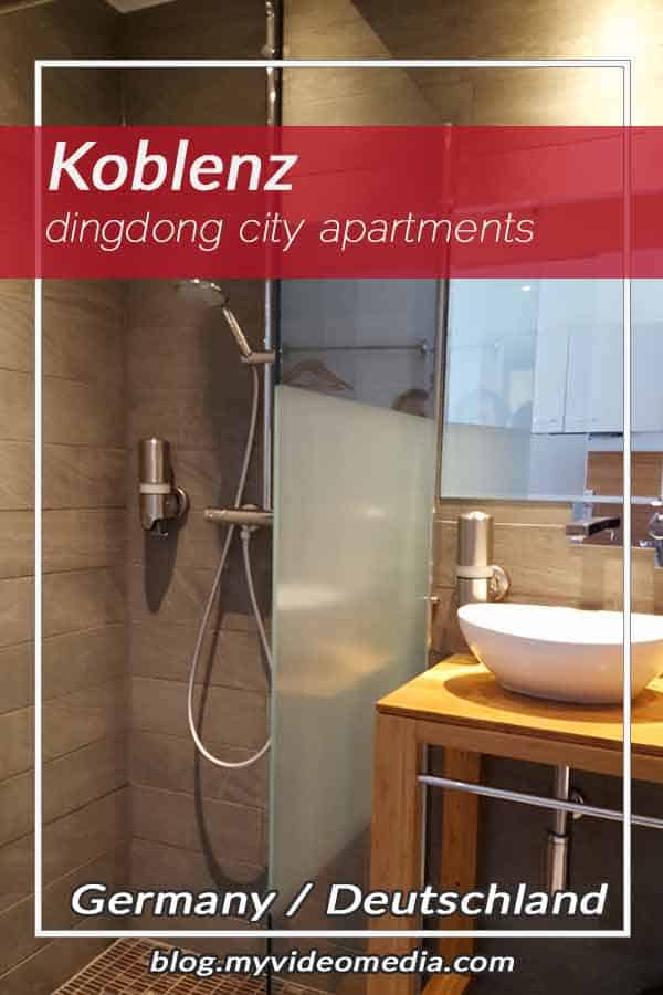 dingdong Koblenz - city apartments