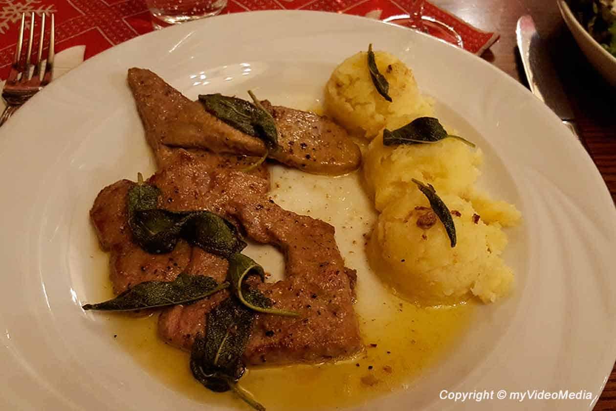 Food Weinhaus Hubertus