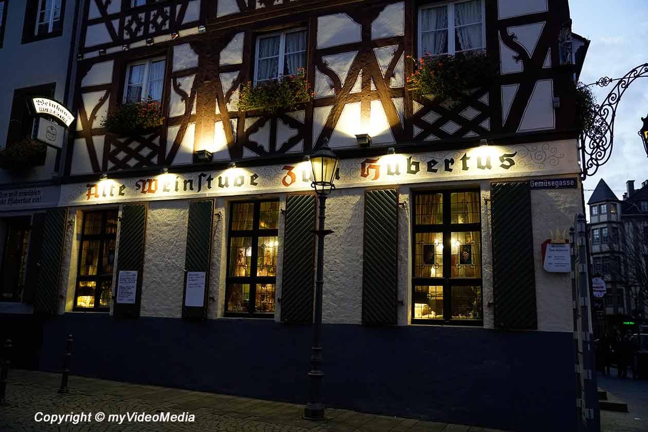 Weinhaus Hubertus