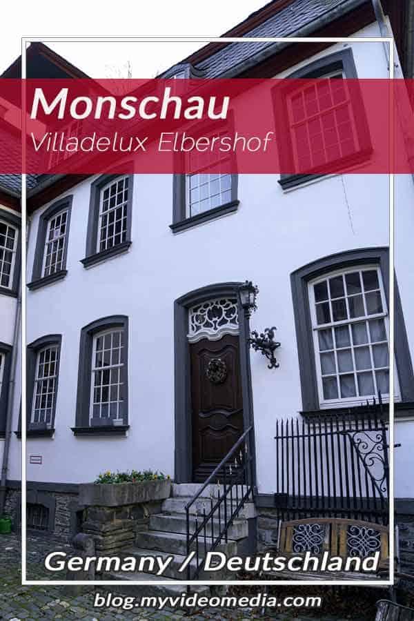 Villadelux Elbershof in Monschau