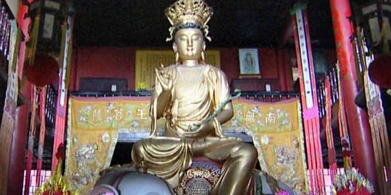 Baoguo Tempel Emeishan