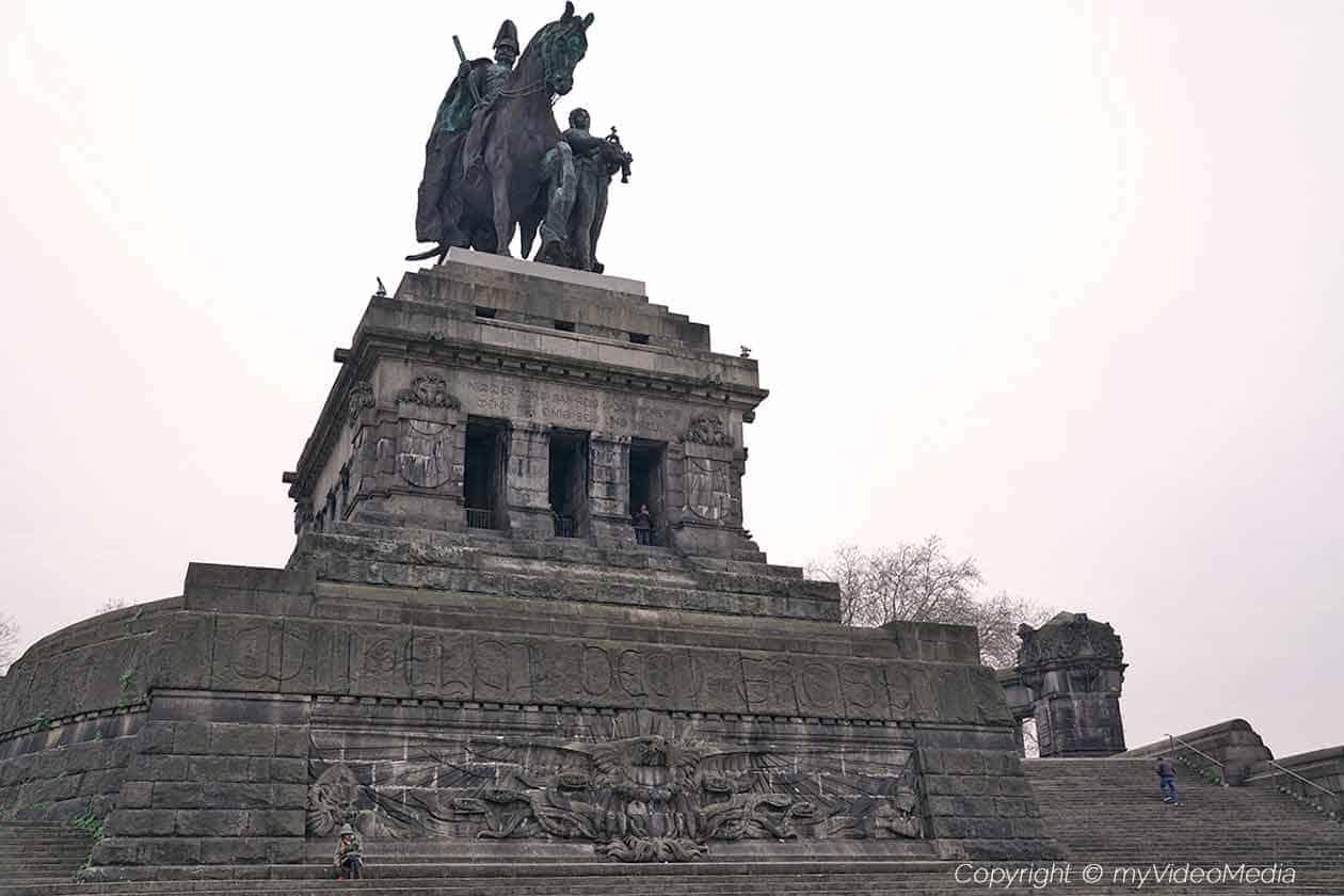 Reiterstandbild von Kaiser Wilhelm I.