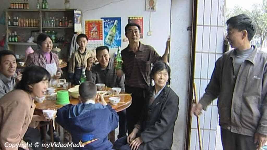 extended family Zigong