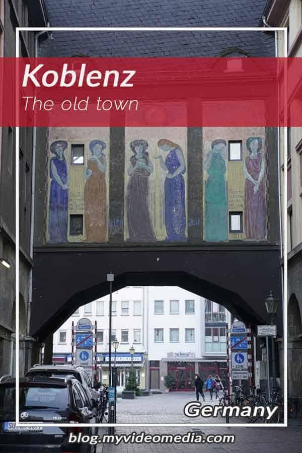 Altstadt von Koblenzt