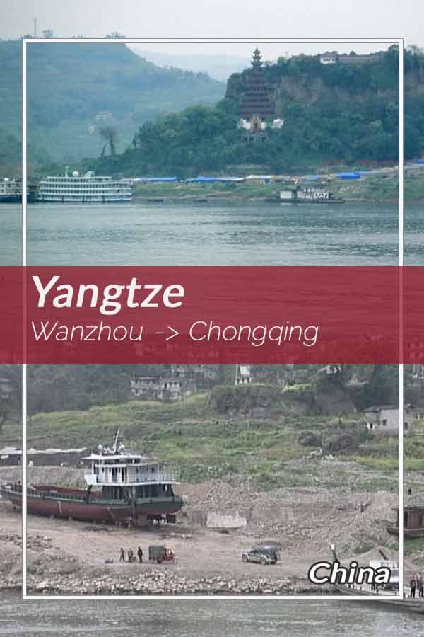 Sichuan Basin - Wanzhou to g