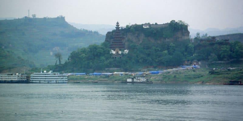 Yangtze-Wanzhou-Chongqing