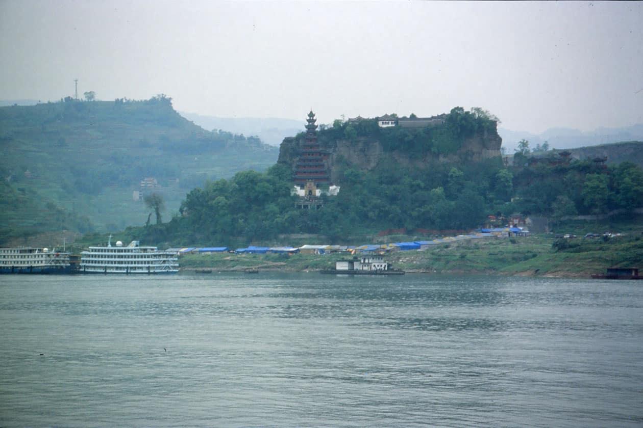 Jangtse-Wanzhou-Chongqing