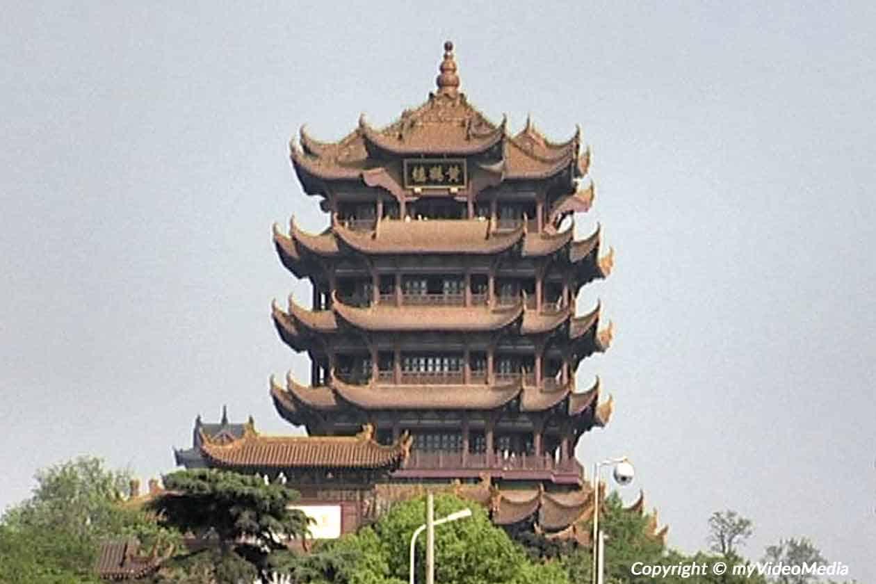 Wuhan Yellow Crane Temple