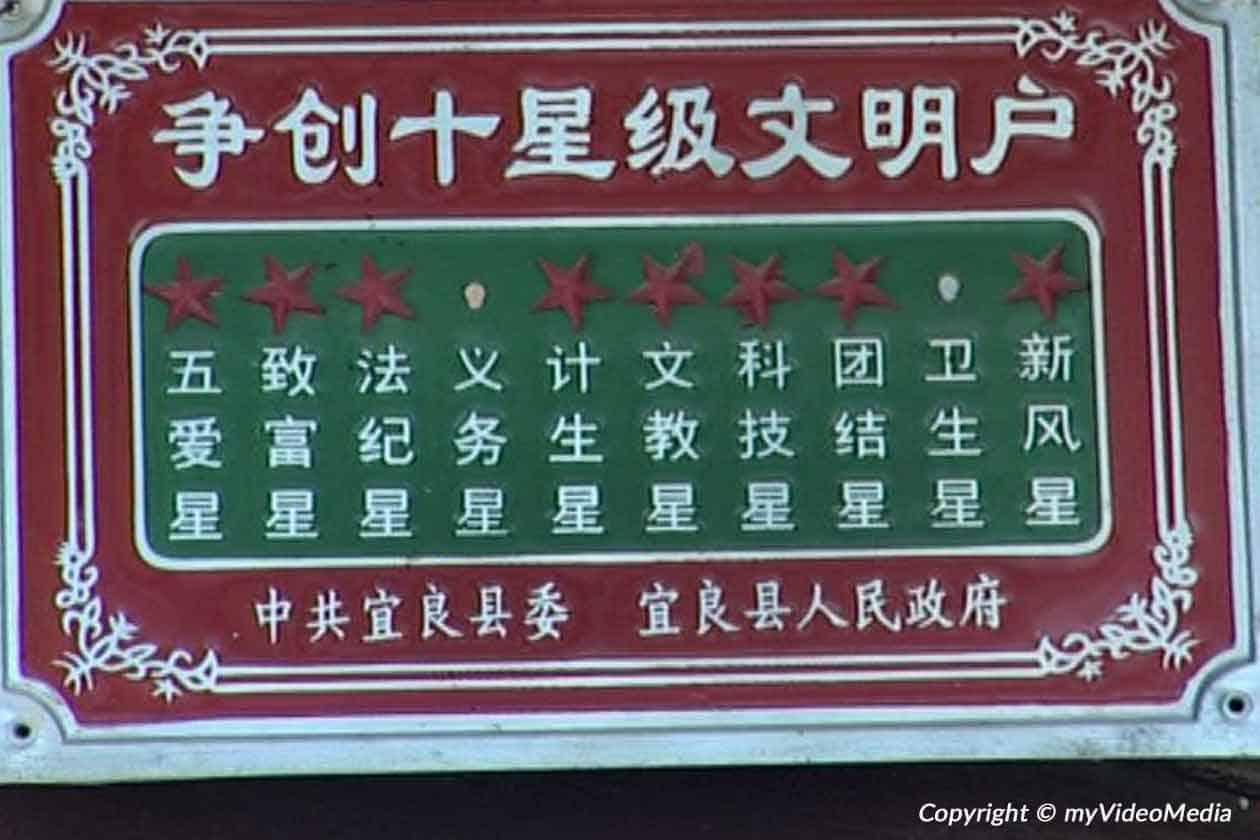 Social Score Yunnan