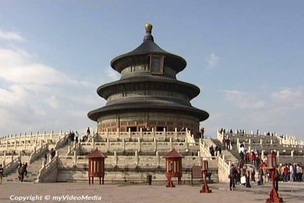 Temple of Heaven – Bejing 2004