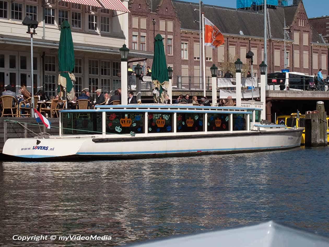 Amsterdam Grachten Tour