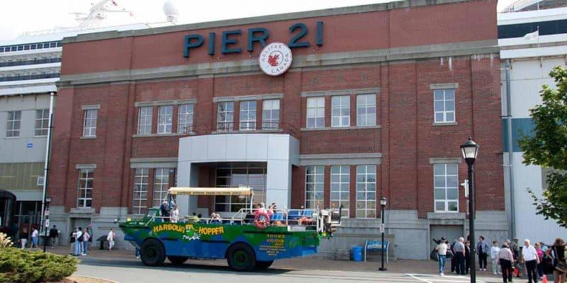 Halifax Pier 21