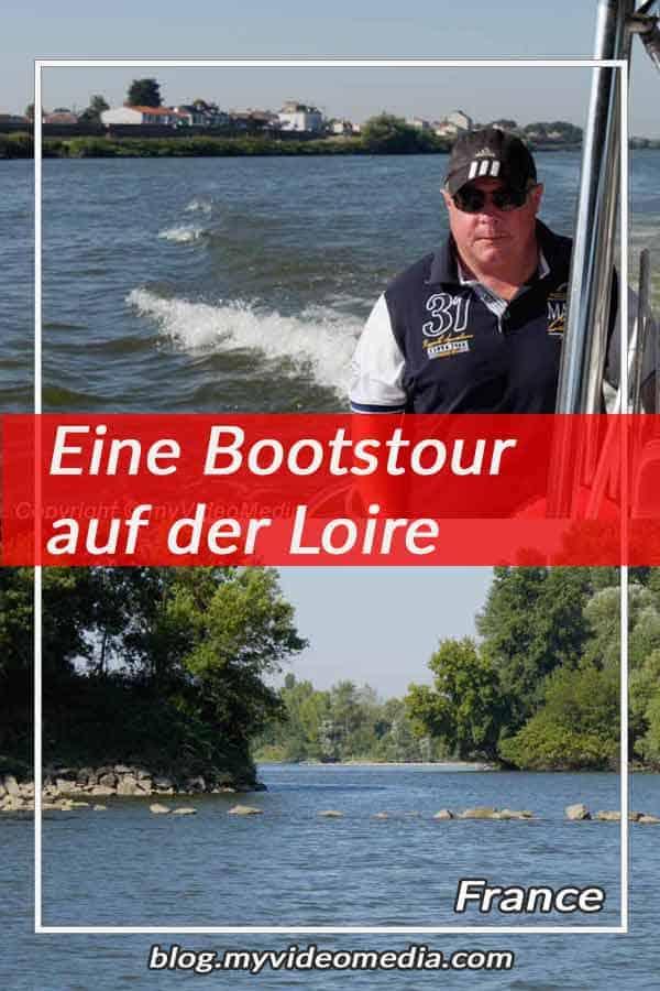 Bootstour auf der Loire
