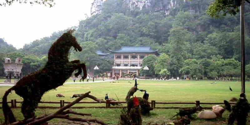 City walk Guilin 2004