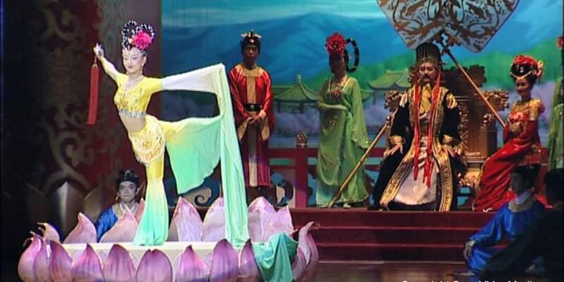 Tang Dynasty Show Xian